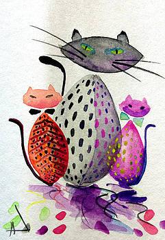 Patricia Lazaro - kittens Family
