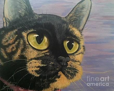 Kitty by Ana Marusich-Zanor