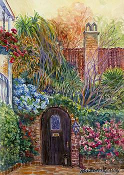 Kitty Doorstop by Alice Grimsley