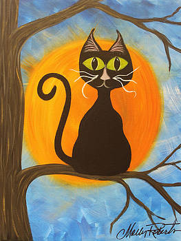 Kitty of the Night by Molly Roberts