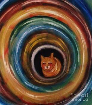 Kitty Tunnel by Rachel Carmichael