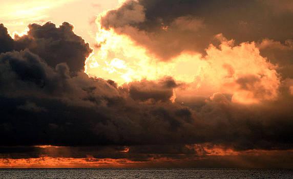 Kittyhawk Sunrise by Jack Thomas