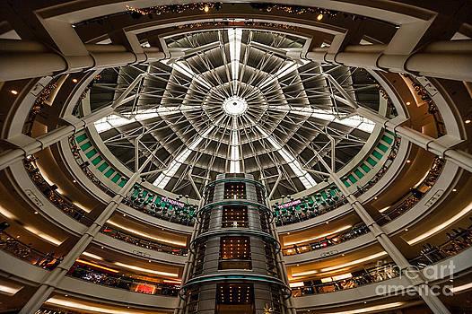 Adrian Evans - KLCC Mall