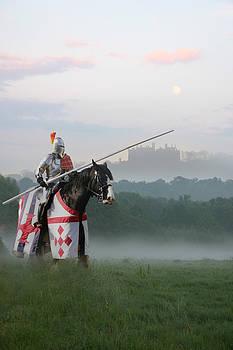Knight in the Mist by Gillian Dernie