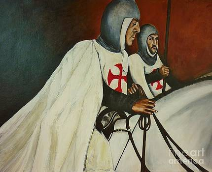 Knights of Tomar by Kaye Miller-Dewing