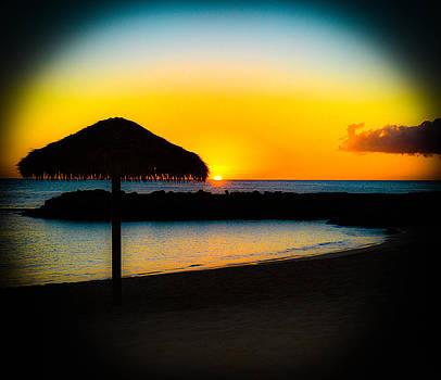 Ko' Olina Sunset by Lisa Cortez