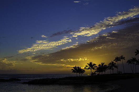 Ko Olina Sunset by Rod Sterling