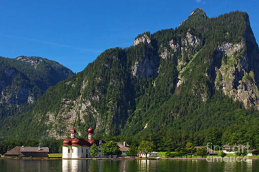 Angela Doelling AD DESIGN Photo and PhotoArt - Koenigssee St. Bartholomew