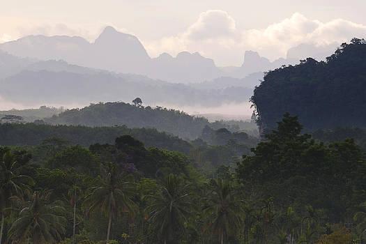Koh Sok Mountains by Duane Bigsby