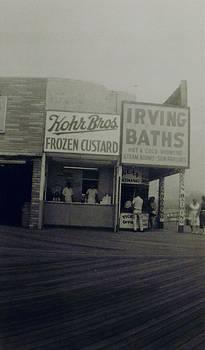Kohr Bros and Irving Baths Atlantic City NJ by Joann Renner