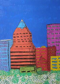 KOIN downtown by Marcia Weller-Wenbert