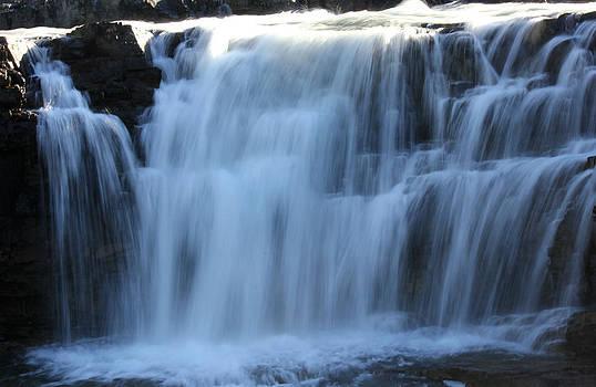 Connie Zarn - Kootenai Falls