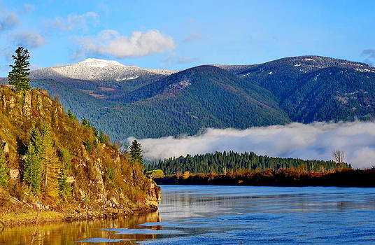 Kootenai River Beauty by Annie Pflueger