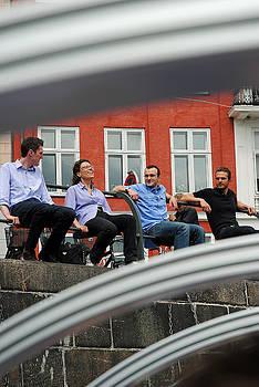 Jeff Brunton - Kopenhavn Denmark Canal Boat Tour 06
