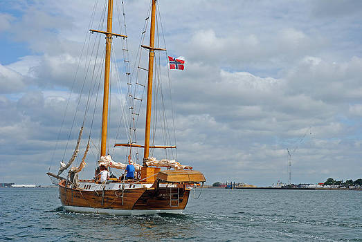 Jeff Brunton - Kopenhavn Denmark Canal Boat Tour 10