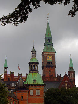Jeff Brunton - Kopenhavn Denmark Tivoli Gardens 03