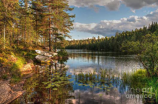 Koppom Sweden by Caroline Pirskanen