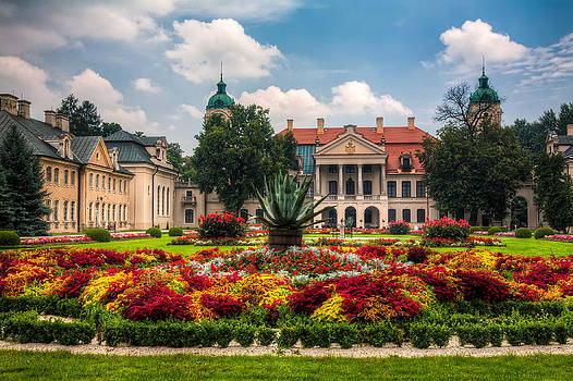 Roman St - Kozlowka Palace
