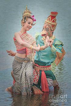 Krakee by Phumiphat Thammawong