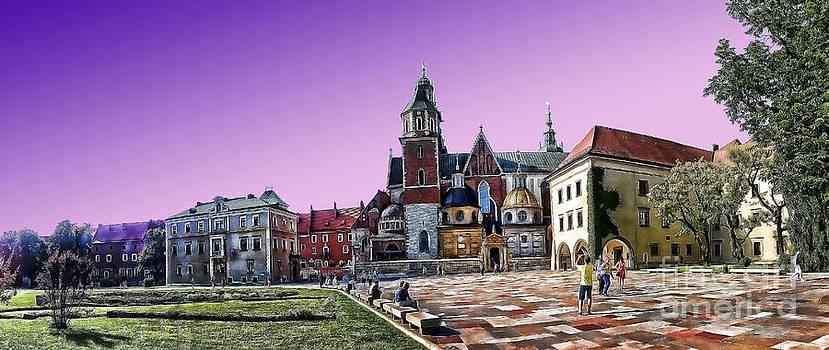 Justyna Jaszke JBJart - Krakow Wawel Cathedral