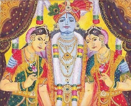 Krishna Rukmini Sathyabama by Parimala Devi Namasivayam
