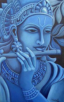 Krishna by Vishwajyoti Mohrhoff