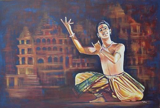 Usha Shantharam - Krishnaa Nee Begane Ba Ro