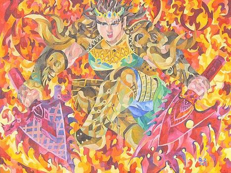 KuaFu - Seeker of the Sun by George Zhang