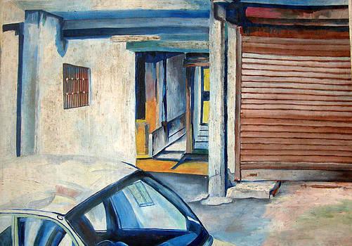 Kuberbhai chand's pole by Nital Dabhade