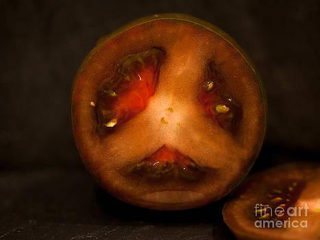 Kumato Tomato 2 by Patricia Bainter