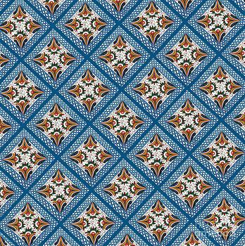 Kurbits squares by Leif Sodergren