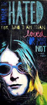 Kurt Cobain by Erica Falke
