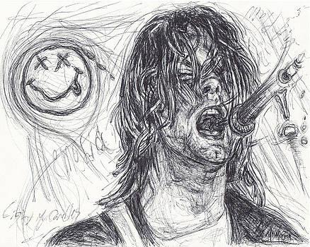 Michael Morgan - Kurt Cobain
