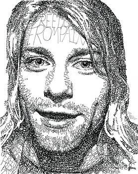 Kurt Cobain by Michael Volpicelli