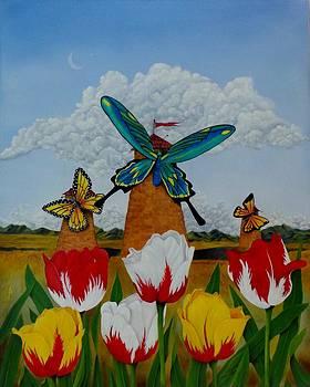 Kush Dream by Carol Avants