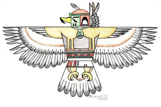 Kwahu - Eagle 2 by Dalton James