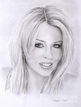 Kylie Minogue by Natalia Chaplin