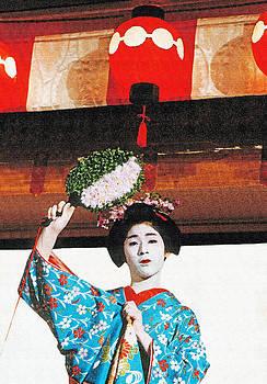 Dennis Cox - Kyoto maiko