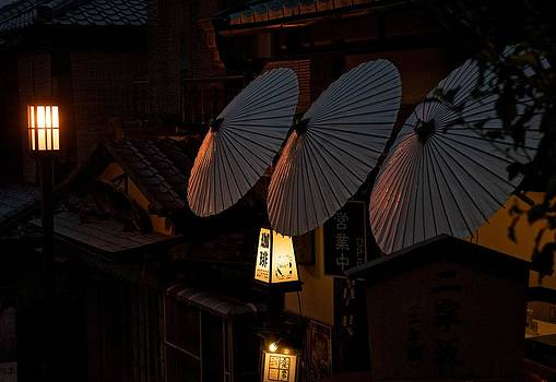 Kyoto Nights by Ruby And Wolf