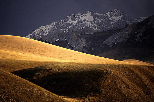 Dennis Cox - Kyrgyzstan mountains
