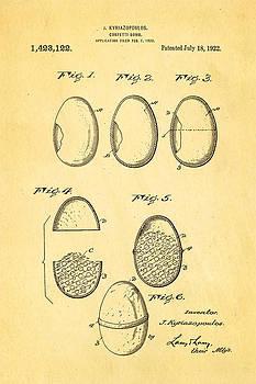 Ian Monk - Kyriazopoulos Confetti Bomb Patent Art 1922