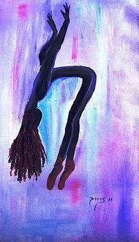La Ballerina 2 by Doris Cohen