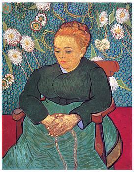 Vincent Van Gogh - La Berceuse