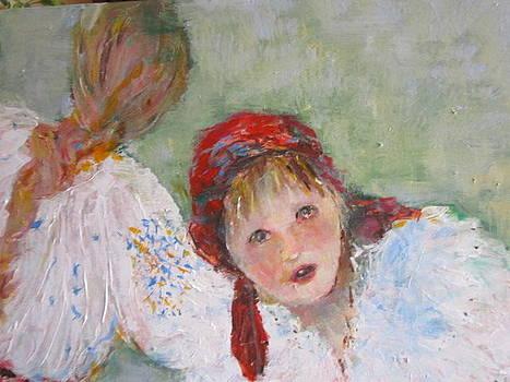 La blouse roumaine by Maria Chibacu
