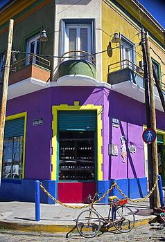 Venetia Featherstone-Witty - La Boca Buenos Aires