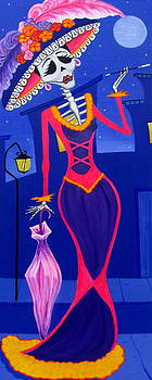 La Catrina by Evangelina Portillo