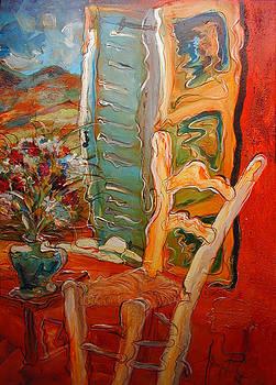 La chaise - Original SOLD by Bernard RENOT