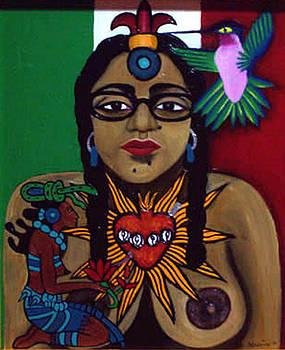 La Chicana by Jane Madrigal