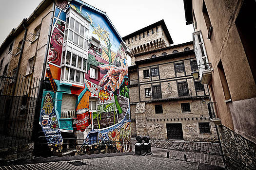 La ciudad pintada by Goyo Ambrosio