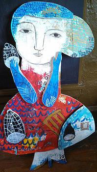 La Coleccionista by Thelma Lugo